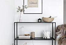 Hygge livingroom