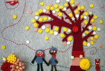 Cute and Crafty / Teddies, key chains, all things crafty!