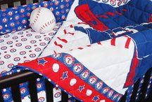Sale MLB Crib Sets /  Bumper