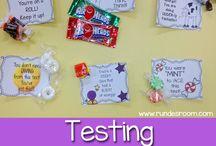Testing Encouragement