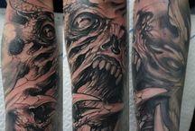 Black and Grey - Tattoo