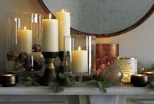 Fireplace And Mantle Decor / by Jennifer {Fab Fatale}
