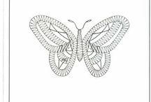 bolillos mariposa