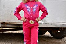 My little rodeo queen / by Kalee Hammonds-Clark