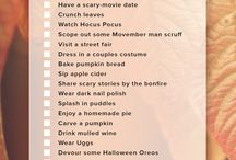 season bucketlist
