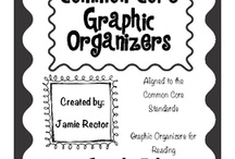 Graphic Organizers / by Selby Fowler