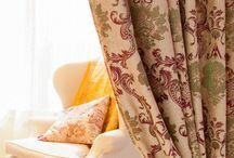 Stylowe lambrekiny cz1 / Propozycje dekoracji okna do stylowych wnętrz