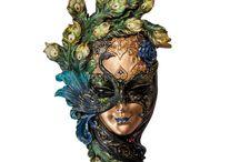 Венецианские маски. Коллекция VERONESE