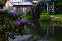 Moulin a eau