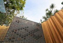 Brick Feature Walls