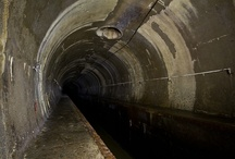 Underground / by Dusky Loebel