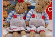 Knitting - animals / by Judy Schlager