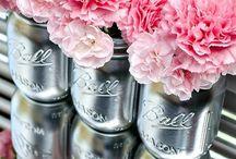 DIY Wedding Ideas / Cute, unique ideas for crafty brides and bridesmaids / by Appy Couple