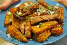 Whole 30- vegetable fries
