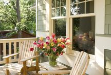 Covered porch ideas