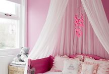 Interieur - Roze kinderkamers (Wens Fré)
