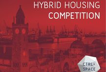 Hamburg Hybrid Housing Competition / A suggestion of a set of different environments and typologies for a wide range of people (couples, friends, professional profiles, families, elderly people, disabled people) that reflect on the contemporary housing demands.