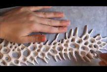 браслеты с полимерной глины