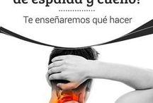 movimientos dolor espalda y cuello