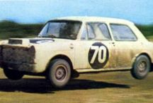 ADO16 in Competition / All makes. Circuit Racing & Rallying.