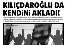 2014 Nisan manşetler