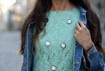 Accessorize / Rings, bracelet, necklace, earrings