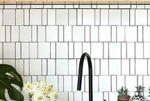 splash back tiles