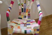 Ideias para a casa com tecidos