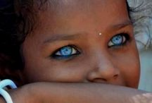 ...Eyes... / Windows of the soul...