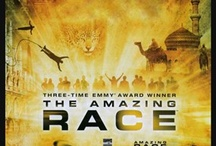 The Amazing Race / by Pam Branco