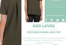 KDD Loves / All the products and clothes I adore!