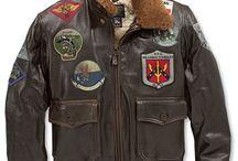 пилотная куртка