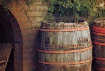 barrels, baskets, boxes... / by Olga