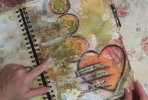 Art Journals / by Sharon Solly