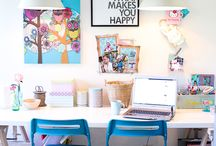 Office/ Craft Rooms I Wish I Had