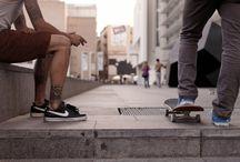 skate, shoes, tattoo…