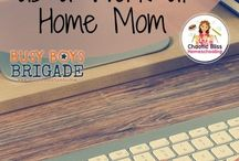 How to Work and Homeschool / Tips, Encouragement, Resources to help you juggle work, homeschool and life!