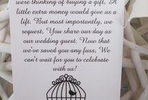 Wedding invites/invitaciones boda