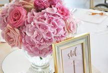 Ružovo-zlatá svadbička krásnej Viky a Martina