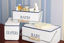 Organizing - Nursery