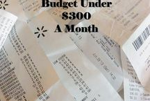 Budgeting / by Cassie Cameron