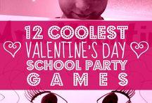 Valentine Class Party