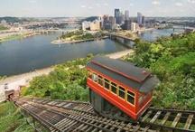 Urban: Pittsburgh / Pittsburgh, PA / by Aimee St.Germain