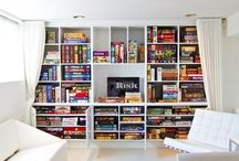 Boardgame room