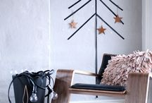 Christmas interiors / Beautiful Christmas ideas and decorations
