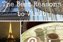 FRANCE Travel Inspiration / France is a lot more than Paris. Paris is awesome, but look at things to do in the rest of France when you're trip planning. Have you considered the Grand Canyon of France?