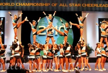 My One & Only Love: CHEER / It's more than just a sport. It's a lifestyle. / by Sophia Davis