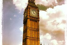 London Calling / Interesting places to go / by Tara Syed