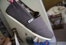 Toms Klasik Ayakkabı / Toms Ayakkabı Klasik Modellerinin bulunduğu galeri.