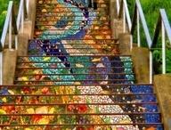 Mosaic / by Linda Hickey